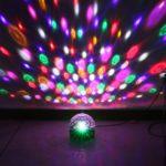MAGIC CRYSTAL BALL LED Диско Шар