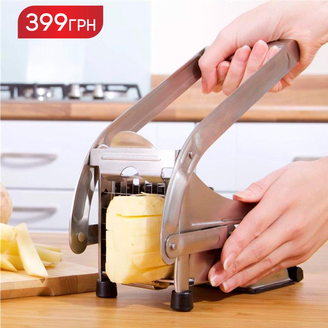 Машинка для нарезки картофеля соломкой Potato Chipper